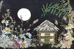 Moon-and-Hut